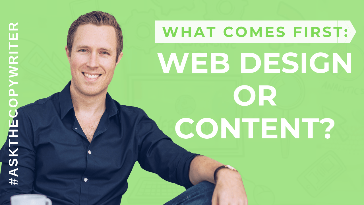 Which Comes First? Web Design or Content